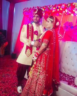 Nitin Chandila Marriage Pic