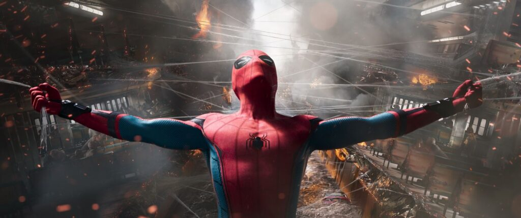 Best Netflix Movies: Spider-Man Homecoming