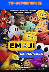 Emoji: La película (2017) TS-Screener HQ Latino AC3 2.0