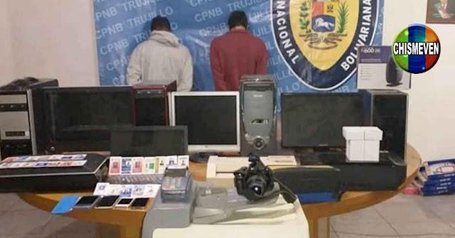 Dos Emprendedores Digitales detenidos por fabricar documentos falsificados
