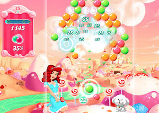 Jogue Candy Bubble Shooter online