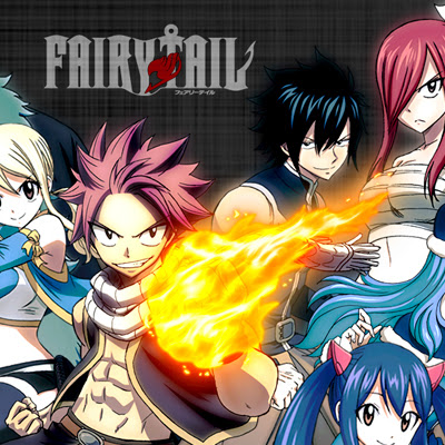 Fairy Tail Audio Castellano 175/175 MEGA