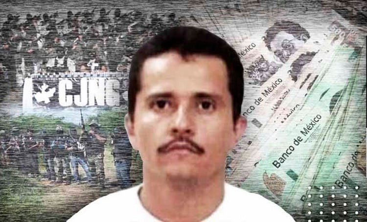 """De halcones a militares: Los sueldos que """"El Mencho"""" en el CJNG paga a sus sicarios van desde 20 mil hasta 500 mil"""