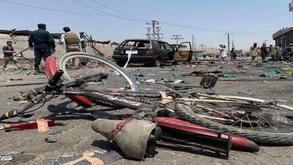 ONU registra mayor cifra de muertos en Afganistán desde 2017