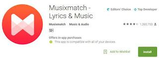 Aplikasi Pemutar Musik no 1