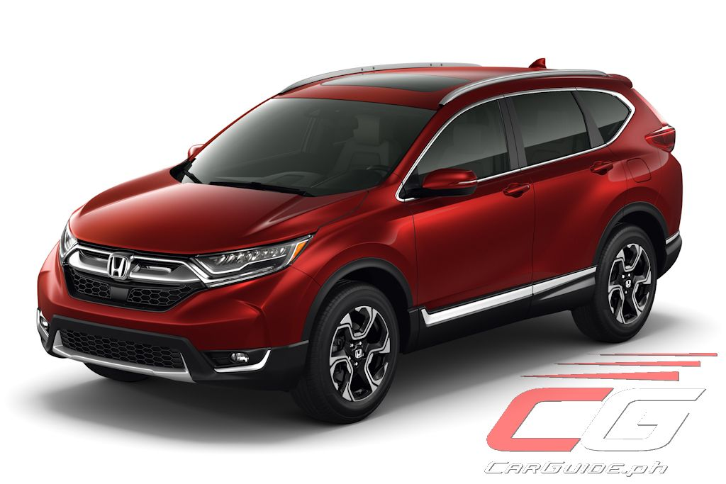 Set To Headline This Year S Bangkok International Motor Show Month Honda Automobiles Thailand Has Just Confirmed That The All New 2017 Cr V Will