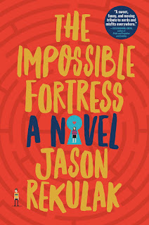 Review of Impossible Fortress by Jason Rekulak
