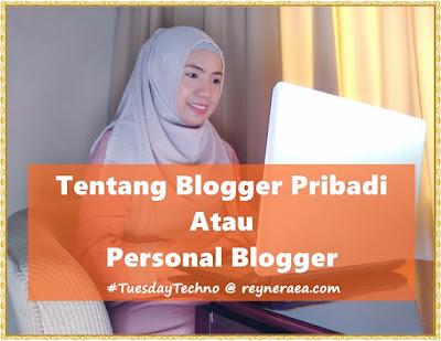 blogger pribadi