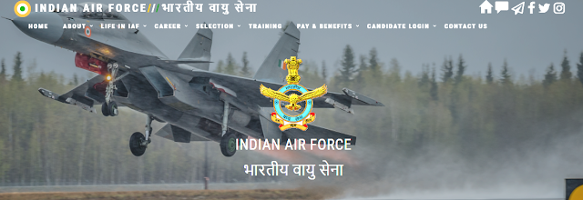 Indian Air Force Recruitment 2021: AFCAT 02/2021 334 Vacancy Apply Now