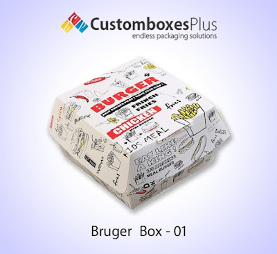 On the off chance that you are stressed over burger box printing from a dependable organization at sensible costs, you are in the right position. We are producing fluctuated size boxes. These containers are accessible at limited costs. We make your crates within 6 to 8 working days.