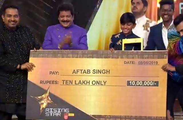 aftab singh winner