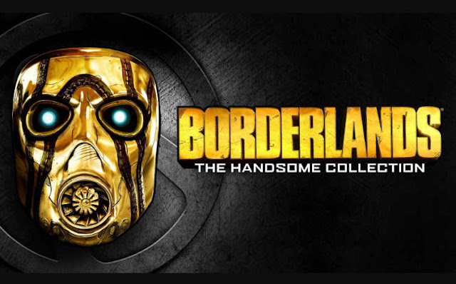 Borderlands The Handsome Collection locandina del gioco