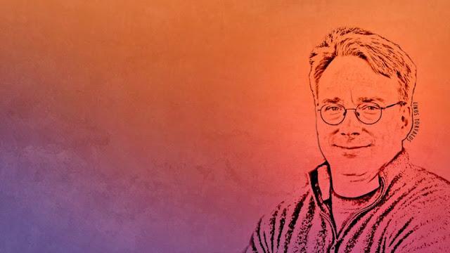 Linus Torvalds fala, porque você deve escolher uma carreira em GNU/Linux