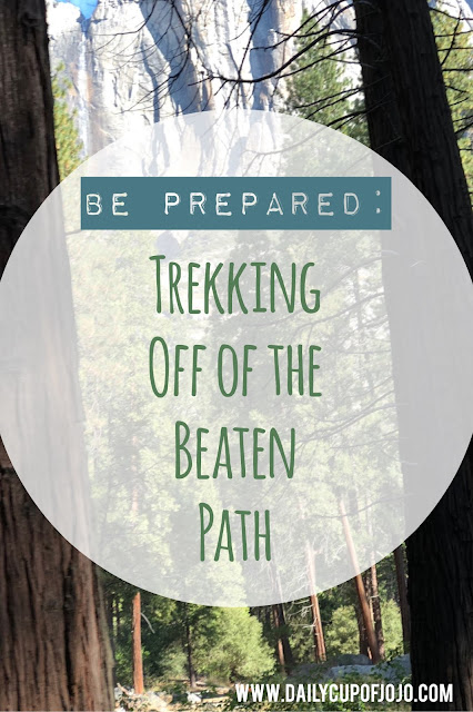 Yosemite | traveling off the beaten path | unique travel experiences | creating a different travel experience | camping in the wild | camping packing tips | camping tips