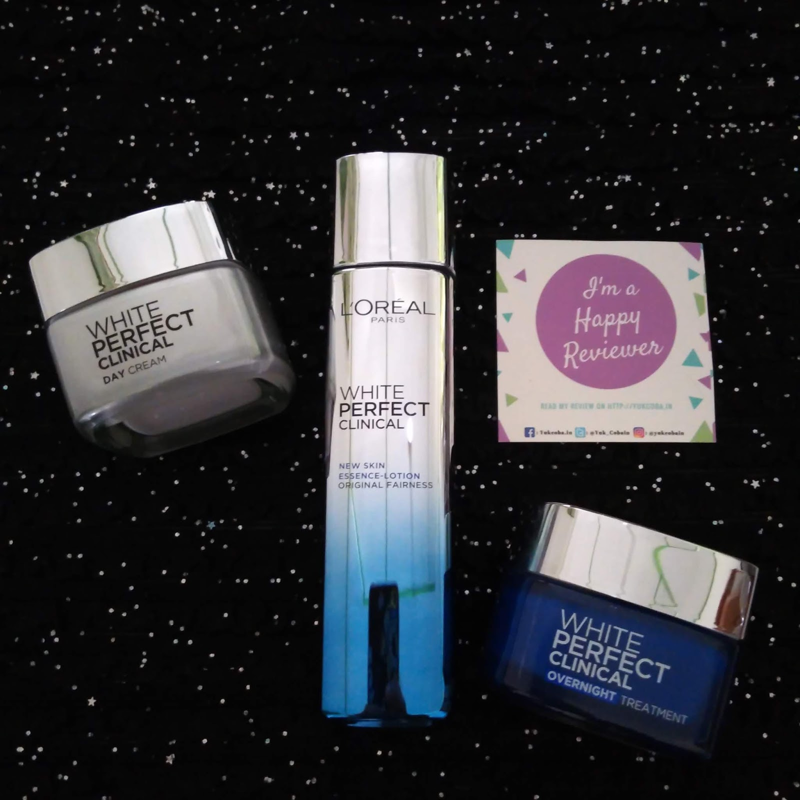 Quick Review Loreal Paris White Perfect Clinical Coolmoshpeer Face2face Moisturizer Day Cream