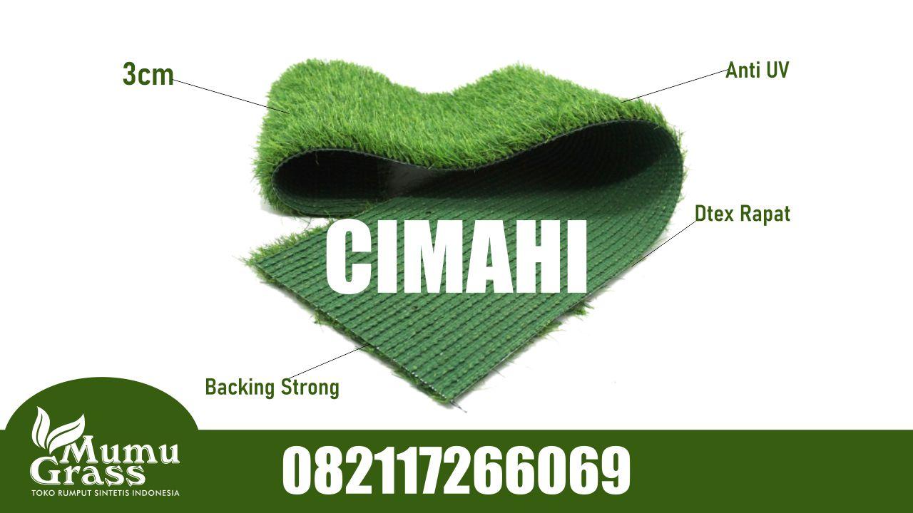Jual Rumput Sintetis di Cimahi