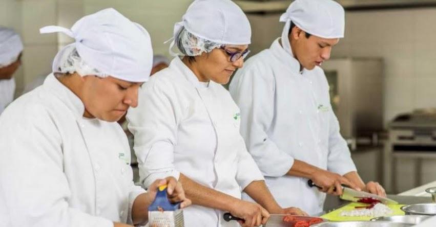 MARTES EDUCATIVO: Agencia Andina visitará la escuela de cocina Pachacutec este martes 30 de octubre