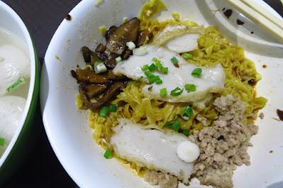 Ru Ji Kitchen, ba chor mee
