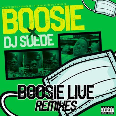 Boosie Badazz - P*ssy Lips On Live (Audio)
