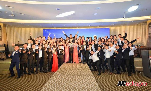 Công ty tổ chức sự kiện lớn nhất Việt Nam