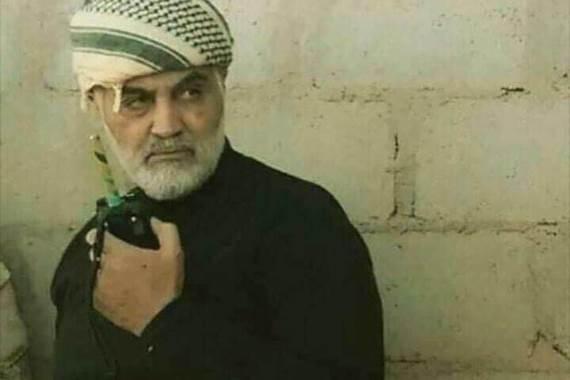 سوري يوجه رسالة إلى الشعب العراقي