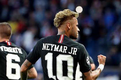 Kemungkinan Neymar Kembali Ke Barcelona Setelah Menolak Kontrak Fantastis Dari PSG