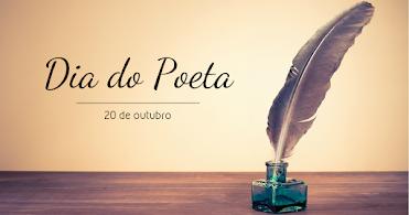20/10 - Dia do poeta