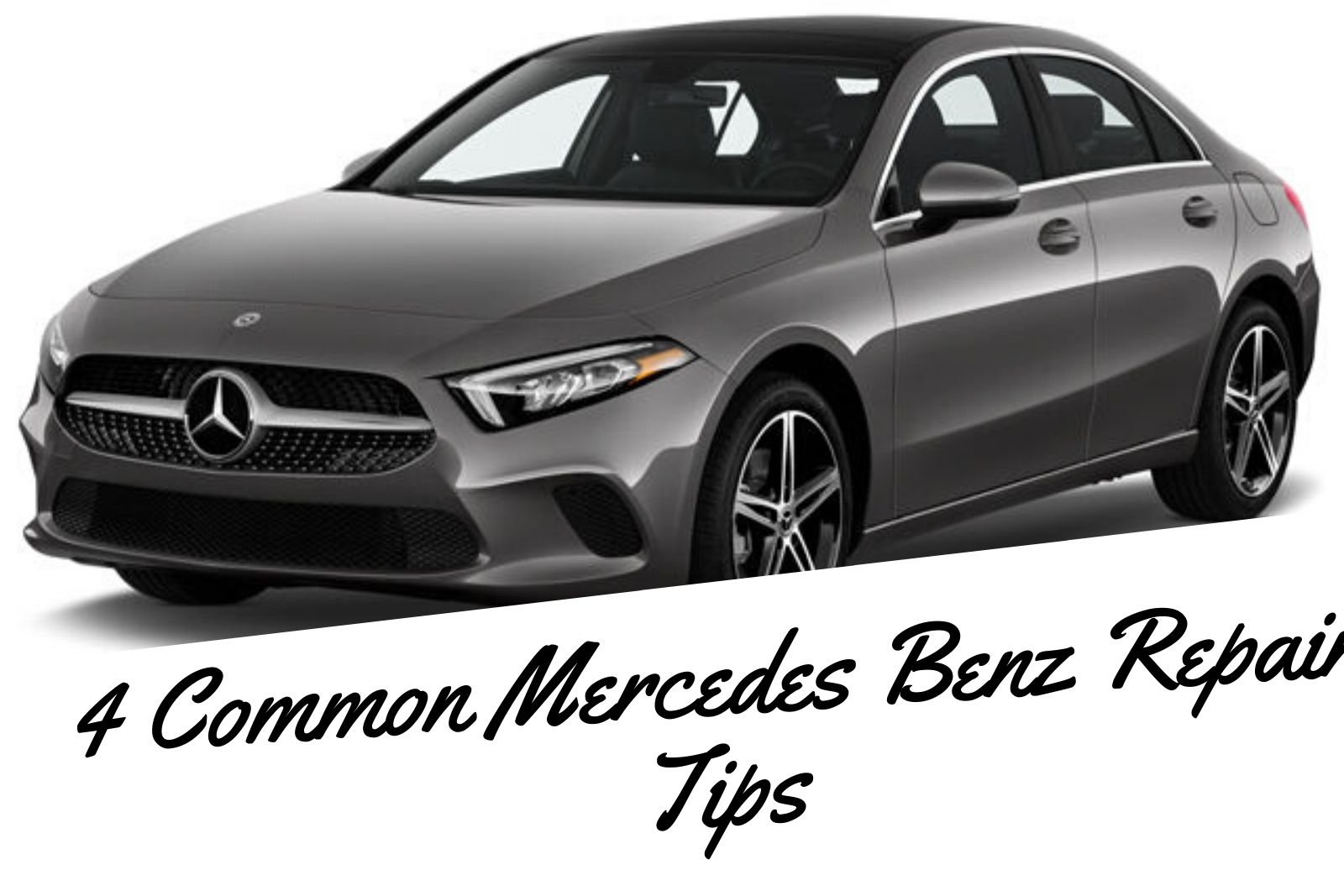 4 Common Mercedes Benz Repair Tips
