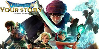 Dragon Quest: Your Story – Dublado