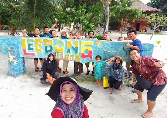 liburan pulau belitung