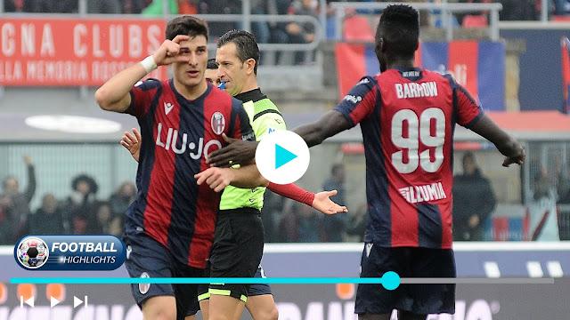 Bologna vs Brescia – Highlights