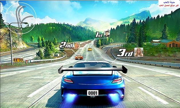 تحميل لعبة سباق سيارات الشوارع Street Racing Club للكمبيوتر والموبايل الاندرويد برابط مباشر ميديا فاير مضغوطة مجانا