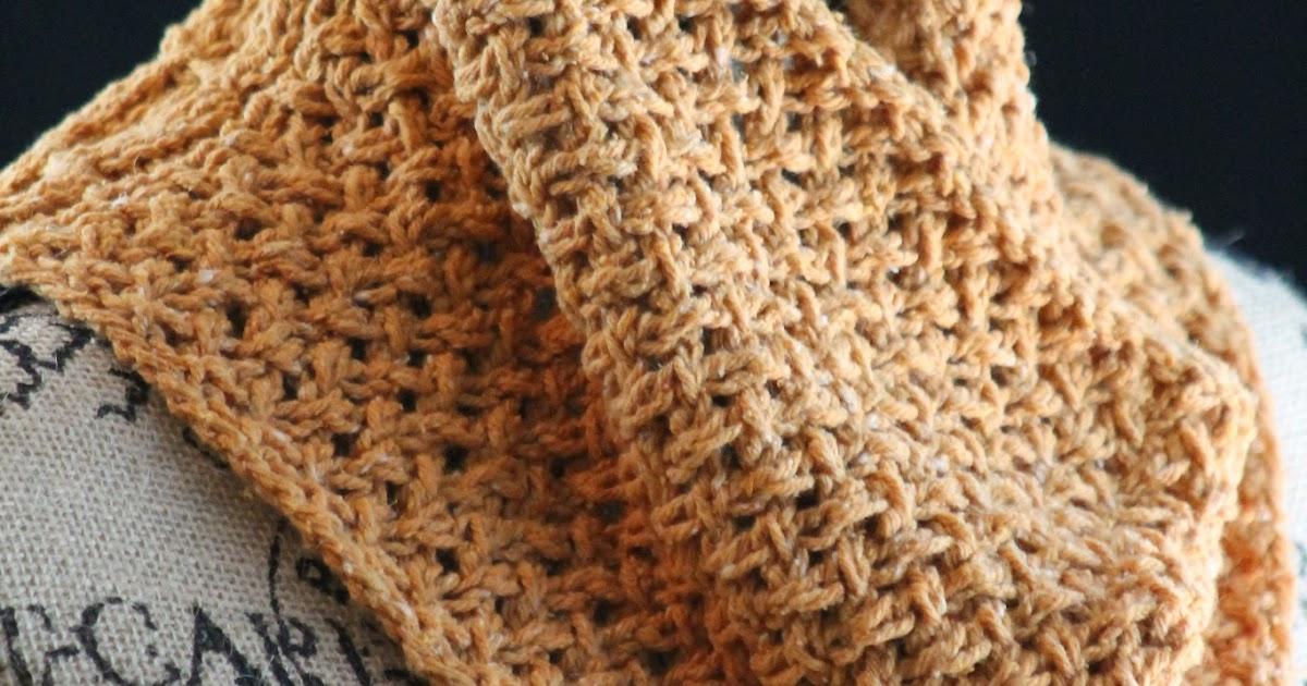Honey Cowl Knitting Pattern : Balls to the Walls Knits: Honey Cowl