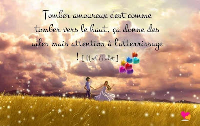 Tomber amoureux.