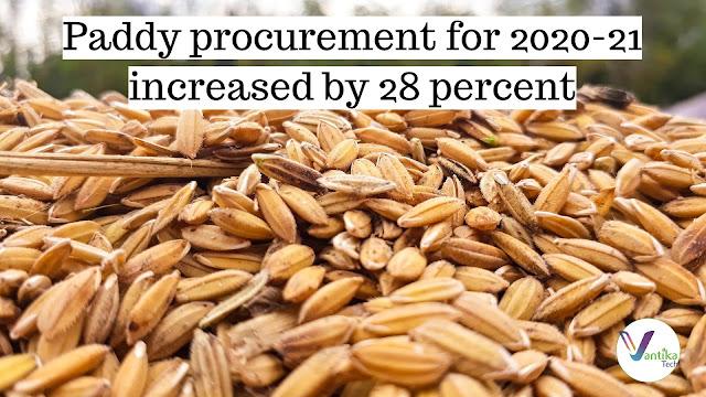 paddy procurement 2020