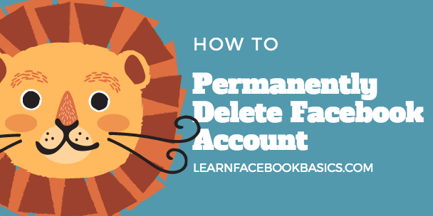 How to Delete Facebook Permanently Link Right Now!!!