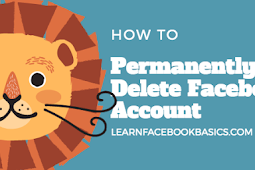 Link to delete Facebook account right now | How to delete fb account permanently