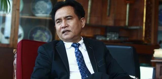 Langgar Kode Etik, Yusril Harus Mundur jadi Pengacara HTI dan Jokowi
