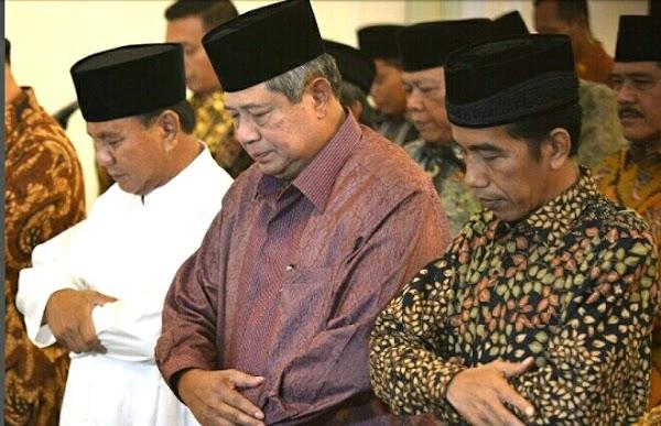 Baca Berat Tulang Orang, Arief Poyuono: Jokowi dan SBY adalah Raja, Prabowo Bukan