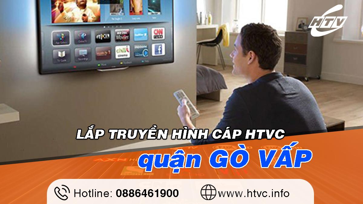 Tổng đài Lắp truyền hình cáp Quận Gò Vấp