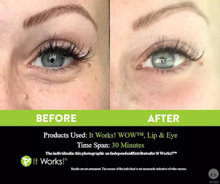 it works lip and eye and wow pic