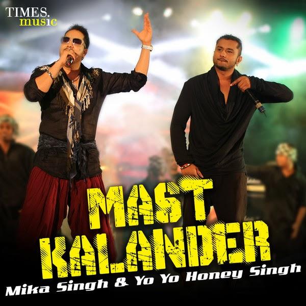 Hindi Song Lyrics : Dama Dam Mast Kalandar Lyrics By Yo Yo