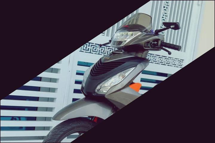 Cận cảnh Honda Vision 110 độ phong cách như SH thu nhỏ