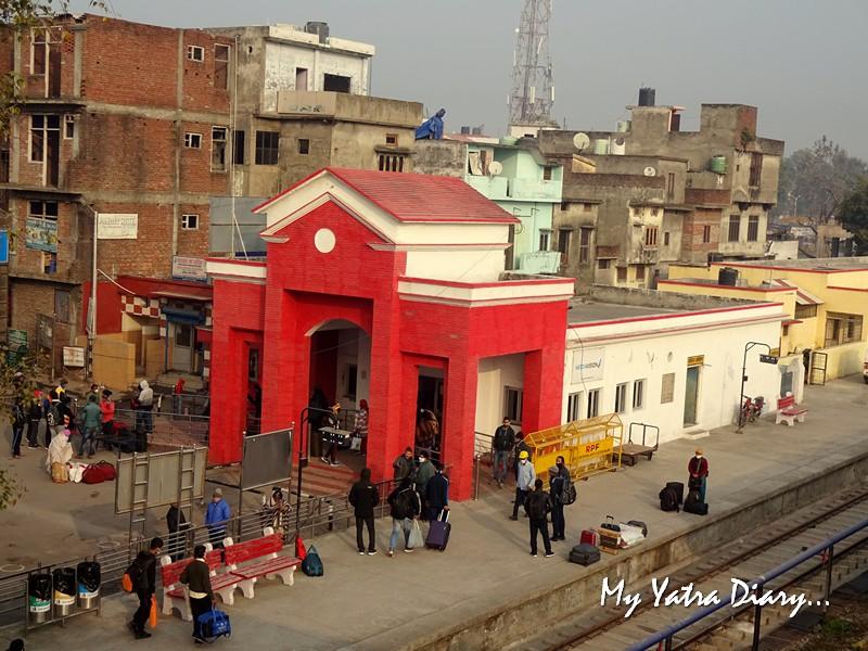 Lal Kuan railway Junction, Uttarakhand Indian railways