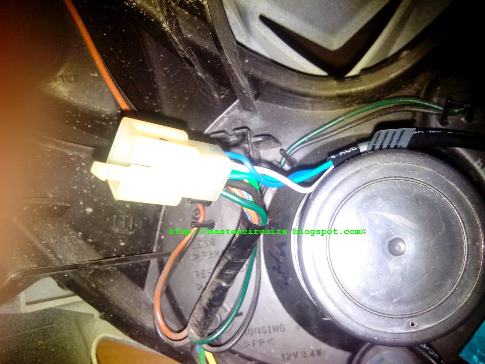 Wiring Diagram Yamaha Fino