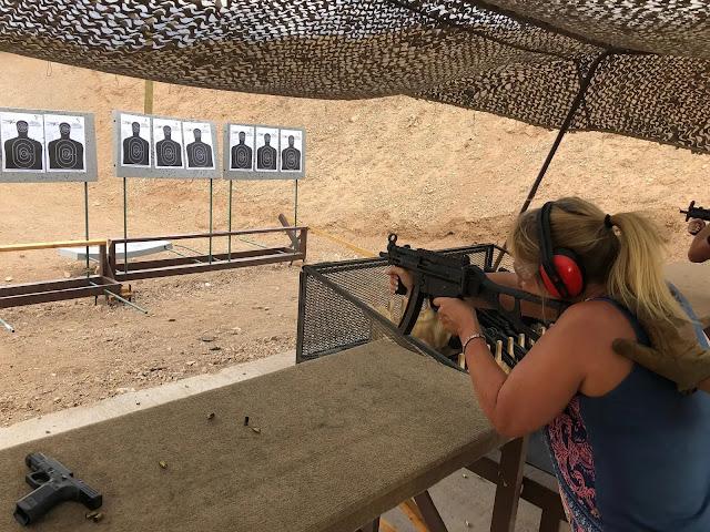 Bullets and Burgers Las Vegas, USA