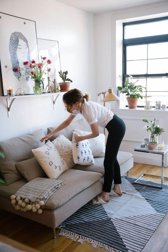 Las plantas son únicas para activar el chi en cualquier ambiente de nuestra casa.