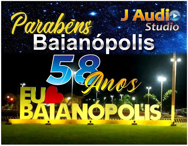 Baianópolis completa 58 anos de emancipação política nesta quinta-feira, 30 de julho