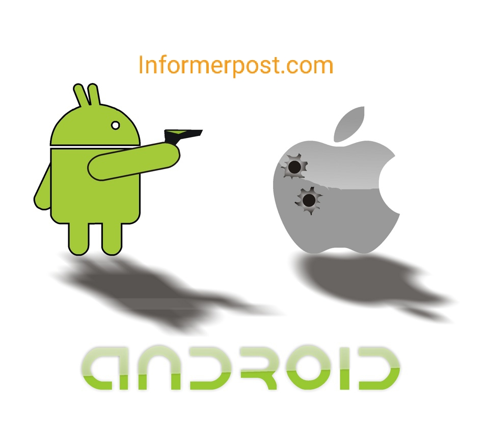Which is the best : iPhone vs Android phone Comparison