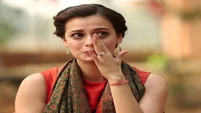 Dia Mirza breaks down while speaking on Climate Emergency in Jaipur